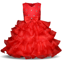 Little Girl Dress Clothes Dresses For Girls Toddler New Designs Kids Prom Gown Children's Clothing Girl Party Vestidos Infantil