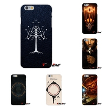 For Motorola Moto G LG Spirit G2 G3 Mini G4 G5 K4 K7 K8 K10 V10 V20 the hobbit and the lord of the rings Silicone Phone Case