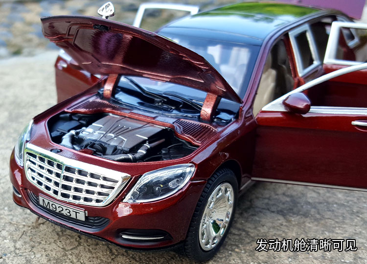 124 XLG TheBenz Maybach S600 Extended (18)