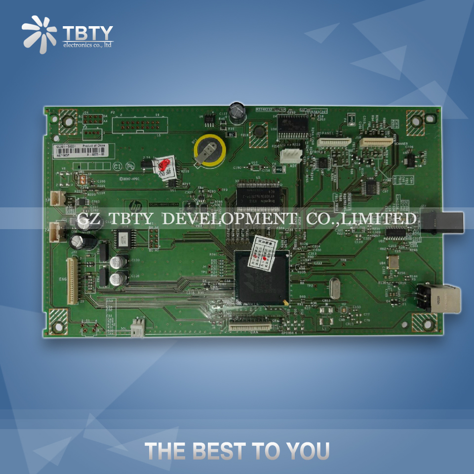 100% Guarantee Test Main Formatter Board For HP 1319F M1319F 1319 CC391-60001 HP1319 Mainboard On Sale<br>