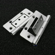 free shipping door hinge House Ornamentation door furniture Hardware 4 inch 304 stainless steel mute bearing hinge