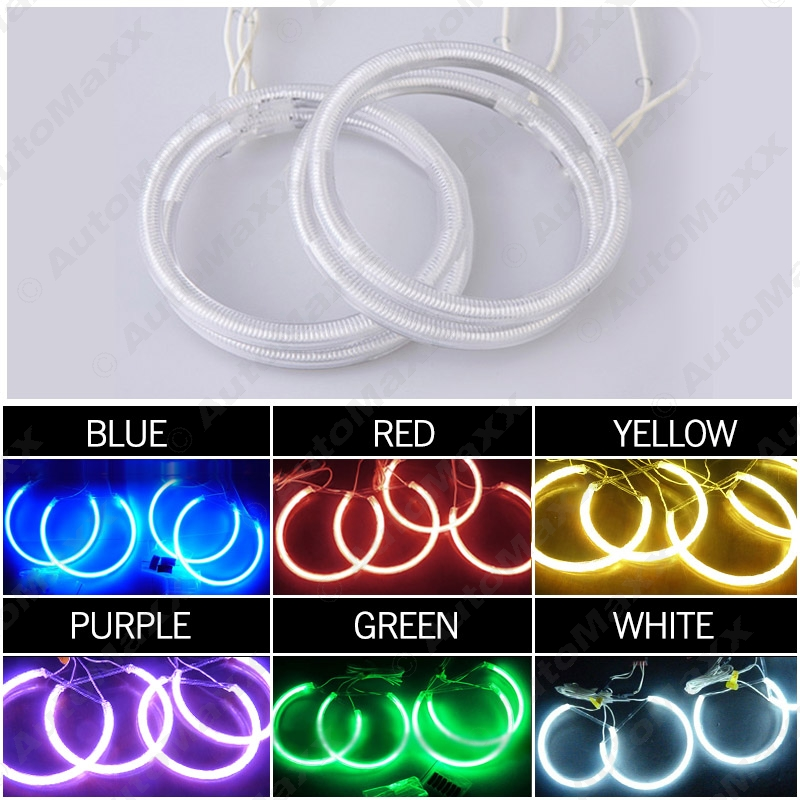 4Pcs/set 6-Color Car Optional Headlight CCFL Angel Eyes Halo Rings Kits For Lada Vaz2112 #FD-1269<br><br>Aliexpress