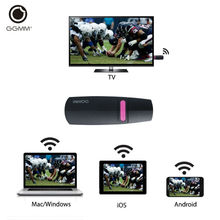 GGMM Chromecast Miracast Ezcast 2.4G Mini PC Android Chrome Cast HDMI WiFi Dongle DLNA Streaming Media Player Mirascreen Anycast