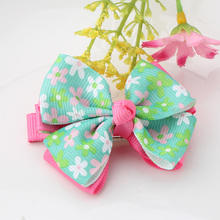 M MISM New Girl Bow Hairpins Ribbon Knot-Bow Lacework Hollow Double Layers Bow Barrettes Girls Hair Accessories Hair Ornaments