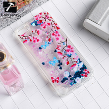 Soft TPU Quicksand Phone Cases For Apple iPod Touch 5 5th 6 6th 5G touch5 6 4.0 inch Cases Covers Silicone Bags Phone Back Shell