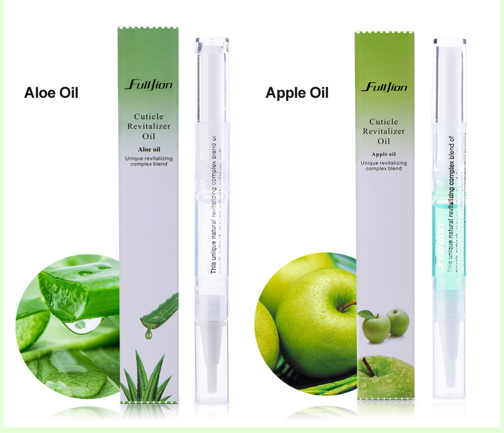 1pc Cuticle Revitalizer Oil Nail Art Treatment Manicure Soften Pen Tool Nail cuticle Oil pen Cuticle Oil Prevent Agnail Fulljion 14