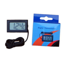 Best Price ! Temperature Meter Digital  Mini Thermometer Temperature Meter Digital LCD Display JAN11
