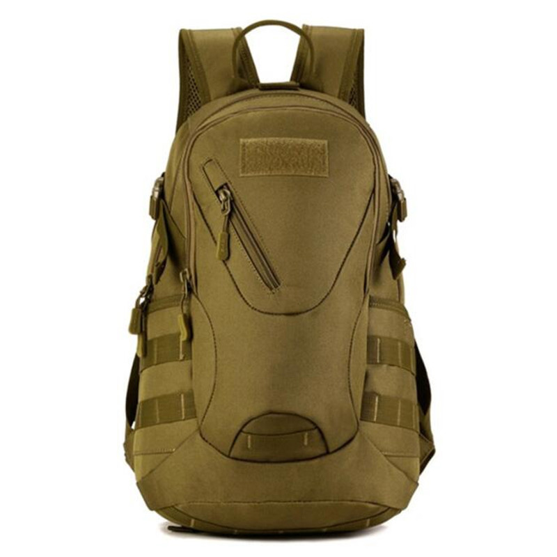 men bag Military backpack waterproof nylon shoulder high quality women students small backpack travel bag Best-selling Popular<br>