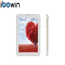 ibowin 7inch 1024x600 3G WCDMA/2G GSM 2SIM Phone Calling Phablet Tablet PC Dual-core Bluetooth WIFI Kid Android Google Store