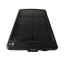 Melasta 3000mAh Solar Charger power bank for cellphone, tablet personal computer