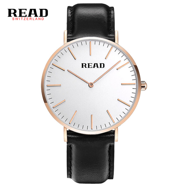 READ The mens mens watches simple couple watches ultra-thin quartz watch R2020<br><br>Aliexpress