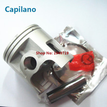 motorcycle piston kit with piston ring piston pin and piston pin lock DT175  STD STD+ for yamaha 175cc DT 175 engine parts