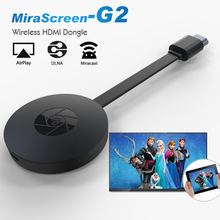 MiraScreen G2 MINI PC Android Media Player TV Stick Push Chrome cast Wifi Display Receiver Dongle Chrome DLNA Wireless Air play