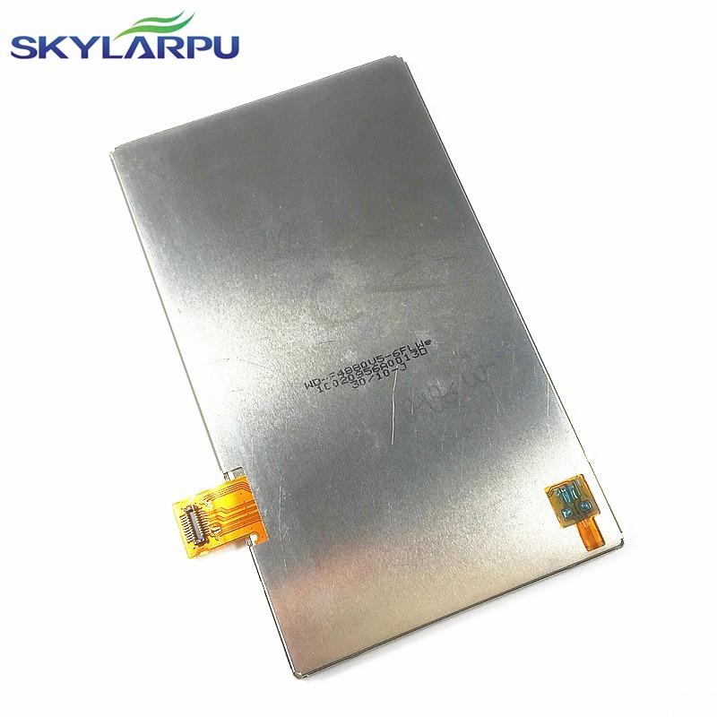 skylarpu 3.5 inch LCD display screen For Garmin nuvifone M10 M10E LCD Display Panel Free shipping<br>