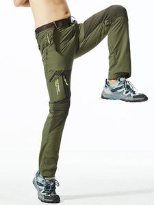 NUONEKO Trekking Trousers Shorts Hiking-Pants Mountain Outdoor Breathable Quick-Dry Camping