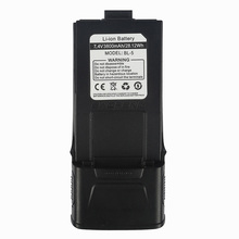 BaoFeng 7.4V 3800MAH Li-ion Battery for Baofeng GT-3 GT-3TP Two Way Radio Walkie Talkie Ham Transceiver