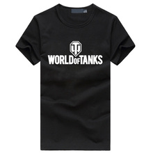 Men Manufacture World War ii Tank T-SHIRT homme Plus size hop hop fitness Top Tee 2017 summer style Funny World Of Tanks T Shirt