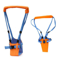 2017 Brand new and high quality Walker Belt Harness Baby Toddler Safety Infant Kid Wing Safe Strap Assistant Bag(China)