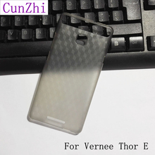 cunzhi For Vernee Thor E Special Back Shell, Hard PC Cover Fitted Case For Vernee Thor E (Gift Screen Protector HD Film)