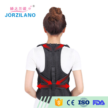 Sales Promotion Free Unisex Adult Back Support Belt Orthopedic Back Posture Correction Brace for Humpback Spine Fixation S-XL(China)