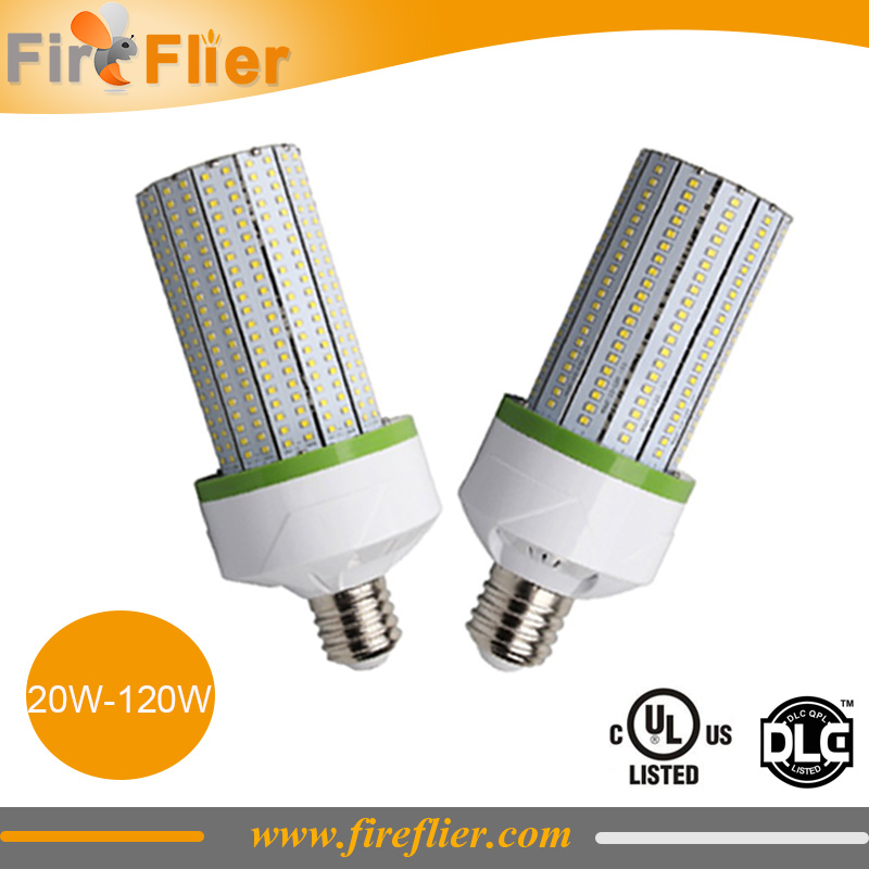 10pcs/lot 120w 100w 80w e40 e27 SMD corn led lamp 277V led office lighting bulb high bay retrofit UL led lighting bulb 50w 30w<br>