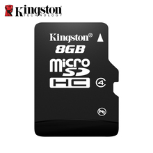 Kingston Class 4 Micro Sd Card 8 GB Memory Card C4 Mini Sd Card 8GB SDHC TF Card For Sony xperia z2 z3 z5 HUAWEI p7 8 9mate9
