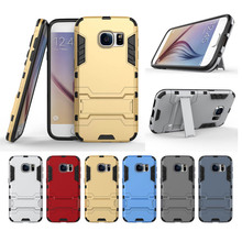 For Samsung Galaxy S7 S7 Edge S6 S6 Edge s6 edge Plus S5 Case Belt Clip Holster Stand Armor Case Cover For Samsung Z3 CASE HK