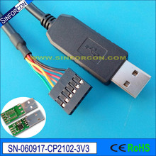silicon labs cp2102 usb uart ttl console cable for galileo gen2 board(China)