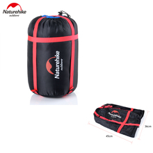 Naturehike Compression Stuff Sack Bag For Sleeping Bag Multifunctional Lightweight Outdoor Camping Travel Pack Storage Carry Bag(China)