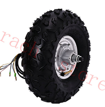 "14.5"" 800W 24V  electric scooter wheel hub motor   electric  brushless hub motor  electric skateboard kit"