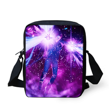 High Quality Children 3D Neon Color Messenger Bag for School Boys Small Men's Retro Cross-body Bags Casual Kids Bag
