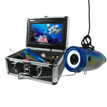 "7"" TFT LCD Fishing Camera Kit Fish Finder HD 700TVL CCD Sensor Underwater Video Camera System Night Vision Fishing Video Camera(China)"
