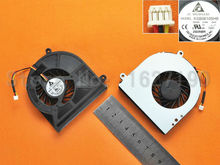 New Laptop Cooling  Fan For  TOSHIBA satellite C665 C650 with cover PN: XR-T0-C650FAN-4P CPU Cooler/Radiator