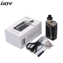 Buy 100% Original iJoy RDTA Box Mini Kit 6ML e-juice tank Built-in Li-Po 2600mAh battery IBM-C2 Coil 100W BOX MOD Vape Kit for $49.00 in AliExpress store