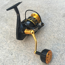 Lurekiller New Japan Made 10BB CW4000 12kgs Drag Power Spinning Jigging Reel Boat Reel  Alloy Reel Jig Saltwater Trolling