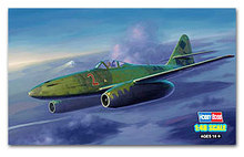 Hobby Boss 1/48 scale aircraft models 80369 Messers Mitter Me262A-1a Fighter *(China)