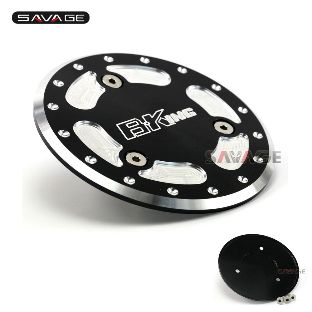 For SUZUKI B-KING GSX1300 2008-2011 Engine Crankcase Clutch Cover Outer Right Motorcycle Accessories CNC<br>