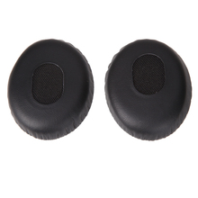1 Pair Replacement Ear Pads Foam Cushion Earphone Earpads On-Ear Black Headphone for Bose Quiet Comfort QC3/BOSE ON EAR/OE(China)