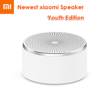 New Original Xiaomi Youth Edition Portable Bluetooth Speaker Wireless Speakers Subwoofer small steel gun Ultra Mini Music Player