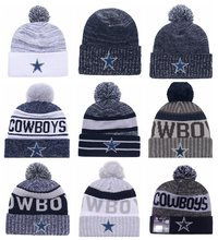 2017 Dallas High quality cowboys beanies knit hat(China)