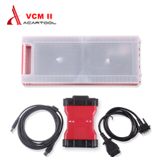 High Quality VCM2 Diagnostic Scanner For Ford VCM II IDS hot selling IDS VCM 2 OBD2 Scanner with plastic case by DHL free ship
