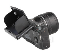Camera LCD Monitor Screen Protect Transparent Sunshade Cover for Sony NEX3 NEX5 NEX-5C
