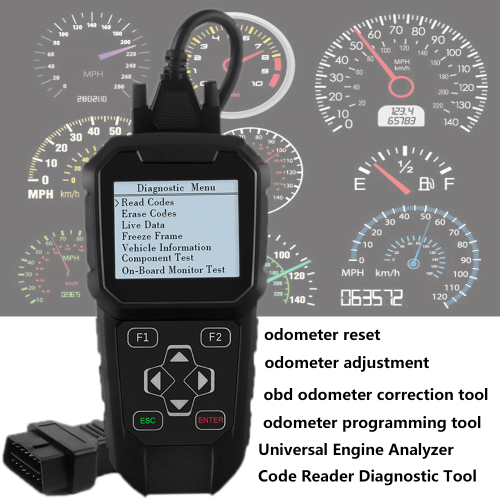 obdprog mt401 odometer adjustment obd odometer correction tool MT401 odometer programming tool OBDPROG odometer reset software(China (Mainland))