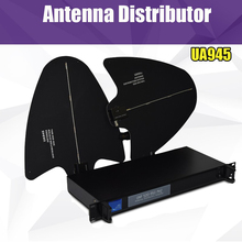 Directional Antenna Distributor UA945 for Wireless Microphone Four Sets 400M 500-950MHz Controlled Antenna Booster(China)