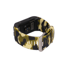 New Camouflage TPU Watchband Replacement Smart Wrist Watch Accessory Band Strap for Garmin Vivoactive HR Sports GPS Smart Watch