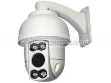 Mini 10X zoom HD 1080P IR High Speed dome IP Camera, 2.0 mp CMOS Module 4 pieces Arrays IR-LED>50m H.264, AVI video( SIP-S02H)