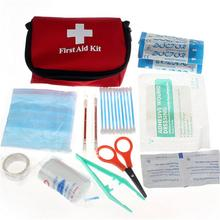 JETTING Family First Aid Kit Set Emergency Bag Case Travel Camping Medical Survival Kit Home Medical Bag Outdoor Car First Aid
