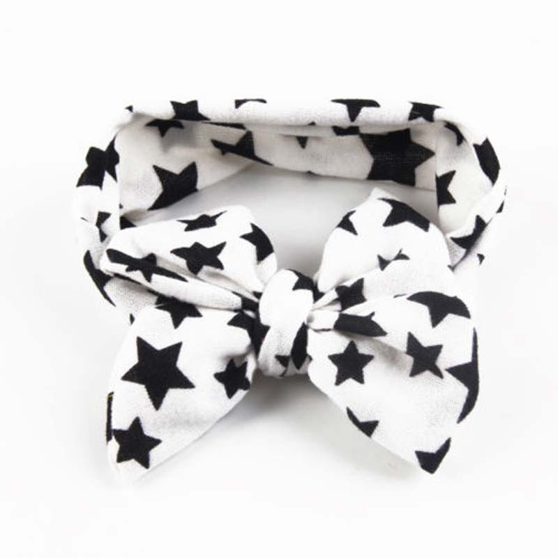 1 PC Kids Girl Baby Toddler Newborn Cute Stars Headband Hairband Accessories Headwear For Infant Newly Hair Band Accessories<br><br>Aliexpress