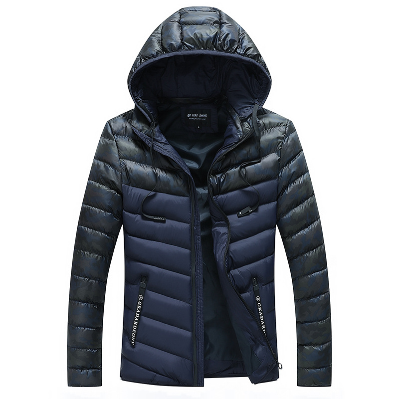 2018 High Quality 90% White Duck Thick Down Jacket Men Coat Snow Parkas Male Warm Brand Clothing Winter Down Jacket Outerwea