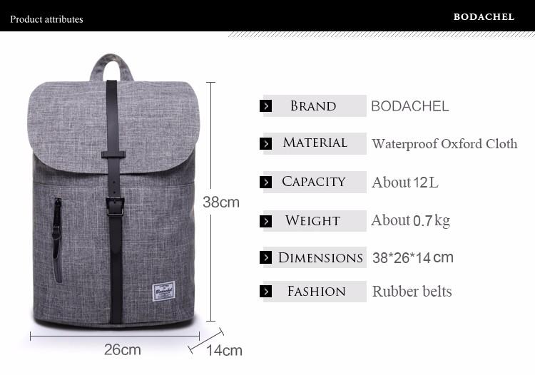 Bodachel women backpack (3)